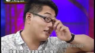 getlinkyoutube.com-达人秀冠军刘伟为陈州演唱《爱的代价》-20110707鲁豫有约