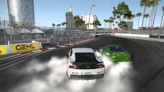 getlinkyoutube.com-Forza 6 Formula Drift Rd 1 Long Beach