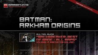 getlinkyoutube.com-Batman: Arkham Origins (PS3) Gamechive (Multiplayer: Backbreaker - Best of Bane - All Maps)