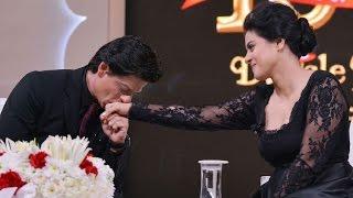 Lovely Shahrukh Khan and Kajol on 1000 week completion celebrations of Dilwale Dulhania Le Jayenge