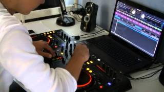 getlinkyoutube.com-House Music Party Mixed On DDJ-S1