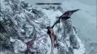 getlinkyoutube.com-Dragonborn DLC Riding Odahviing