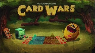 getlinkyoutube.com-Card Wars - Adventure Time iPhone/iPod Touch/iPad Gameplay [HD]