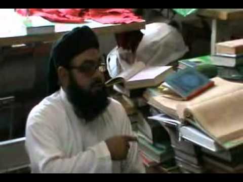 Mnazra Hiyat ul Nabi(s a a w) by Maulana Muhammad Nwaz Sahib (Faisalabadi)p-12.flv