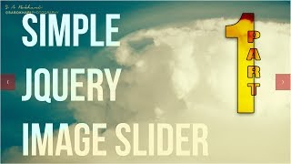 getlinkyoutube.com-Simple jQuery Image Slider Part-1