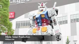 Gundam: Odaiba, Tokyo