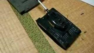 getlinkyoutube.com-ニチモ Mー46パットン戦車