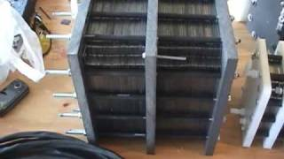 getlinkyoutube.com-118 plate MASSIVE hydrogen generator build part1