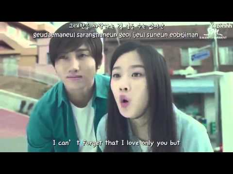 CHANGMIN (TVXQ) - Because I love You FMV [MIMI OST] (ENG SUB + Romanization + Hangul) HD