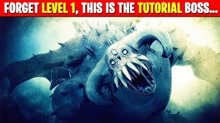 10 Hardest LEVEL 1 Bosses That Made The FINAL BOSS Look Easy | Chaos