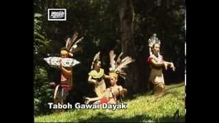 getlinkyoutube.com-Taboh Gawai Dayak