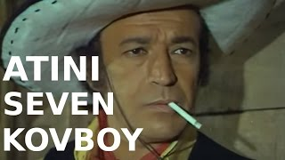 Atını Seven Kovboy Red Kit Daltonlara Karşı - Sadri Alışık 1974