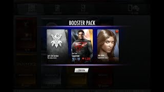getlinkyoutube.com-10M Injustice Gold Pack Opening 100+ packs opened - Almost every gold character eliteV