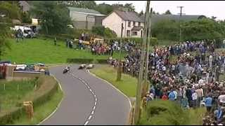 getlinkyoutube.com-Irish Road Racing 2010 - Ulster GP - Supersport Race 1