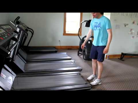 Ultimate Treadmill Fail