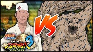 getlinkyoutube.com-[PC] NARUTO SHIPPUDEN: Ultimate Ninja STORM 3 FULL BURST   Ichiraku Teuchi  VS Gaara & Shukaku