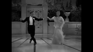 "getlinkyoutube.com-Astaire & Rogers dance ""Cheek to cheek"""