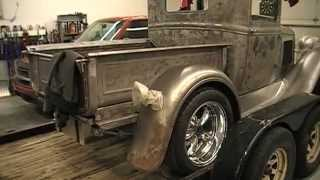 31 Ford model A pickup 18