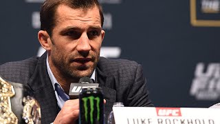 getlinkyoutube.com-Fight Night London: Q&A with Luke Rockhold and Forrest Griffin