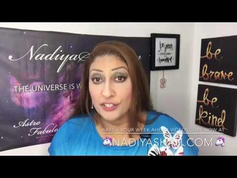 Venus Shifts and Love Goes Direct! April 16-22 2017 Astrology Horoscope by Nadiya Shah