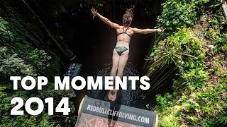 getlinkyoutube.com-Top Moments from Red Bull Cliff Diving World Series 2014
