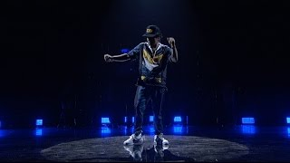 getlinkyoutube.com-Bruno Mars - 24K Magic [American Music Awards Performance]