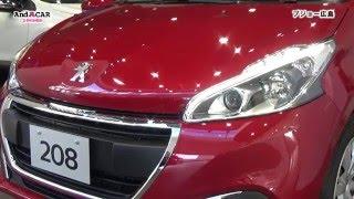 And CAR チャンネル - プジョー 208