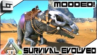 getlinkyoutube.com-MODDED ARK: Survival Evolved - SUPER GIGA?! E19 ( Gameplay )
