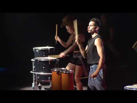 A drum and dance sensation | Tararam Group! | TEDxTelAviv