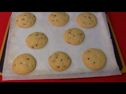 Recipe Ripoff - Subway Chocolate Chip Cookies