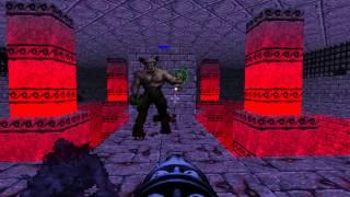 getlinkyoutube.com-Doom 64 ex custom map Omega