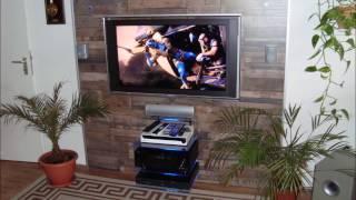 getlinkyoutube.com-TV Wand selber bauen, ganz einfach