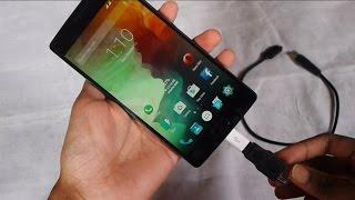 getlinkyoutube.com-OnePlus 2 Supports 2TB External Hard Drive via USB OTG (USB Host)