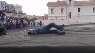 getlinkyoutube.com-Manchu Manoj Real Bike Stunt