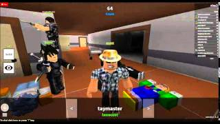 getlinkyoutube.com-(ROBLOX)Twisted Murderer /w Taymaster