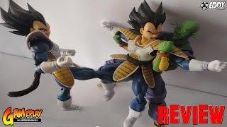 getlinkyoutube.com-Vegeta Falso - Figura Datong: Revision - Dragon Ball Z