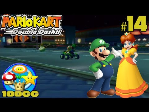 Mario Kart Double Dash!! - All-Cup Tour 100cc - Gameplay Walkthrough - Part 14 [NGC]