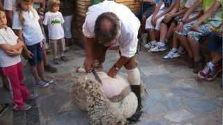getlinkyoutube.com-XI Feria de oficios perdidos. LITUÉNIGO 2012