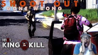 getlinkyoutube.com-H1Z1: DUOS BR | Shootout Gone Wrong | KOTK