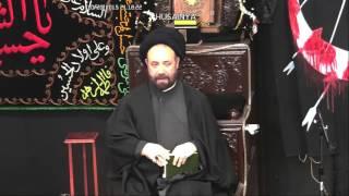 getlinkyoutube.com-6th Muharram 1437, 2015 Moulana Syed Fazil Hussain Moosavi Sahab Part 2