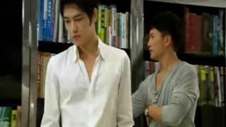 getlinkyoutube.com-Muwon VS. Jiheon (Cha-Cha Couple Fights xD) !!