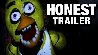 FIVE NIGHTS AT FREDDY'S (Honest Game Trailers)