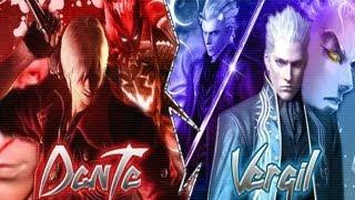 getlinkyoutube.com-Dante VS Vergil Showdown 2 - Devil May Cry 3 Special Edition (DMC3SE) [HD]