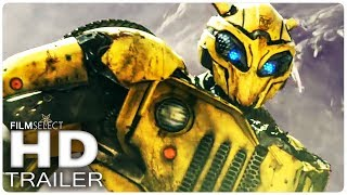 BUMBLEBEE Trailer (Transformers 2018)