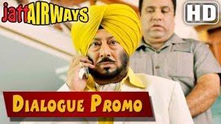 Ye Te Saale Lofar Lag Dene Dialogue Promo - Jatt Airways - Jaswinder Bhalla | B.N Sharma