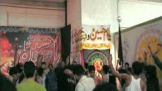 Mix Farsi & Urdu Noha 10th of Muharram Macerata IATLY