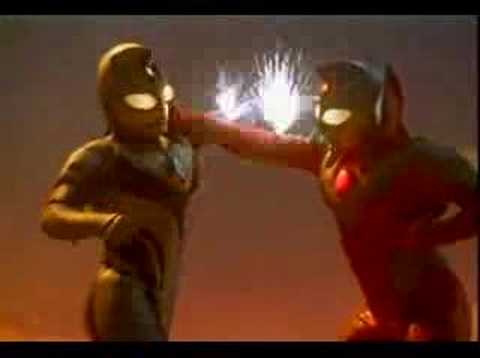 Ultraman Dyna - video commercial