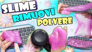getlinkyoutube.com-SLIME RIMUOVI POLVERE!? Diy Slime con Sgrassatore   Lady Sperimenta✿