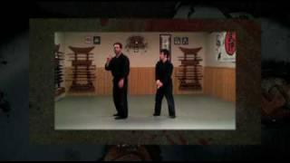 getlinkyoutube.com-Ninja Self Defense: Everyday Concepts Part 2, Gun & Knife Attack, Ninjutsu, Bujinkan