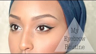 How To Fill in Eyebrows Flawlessly!